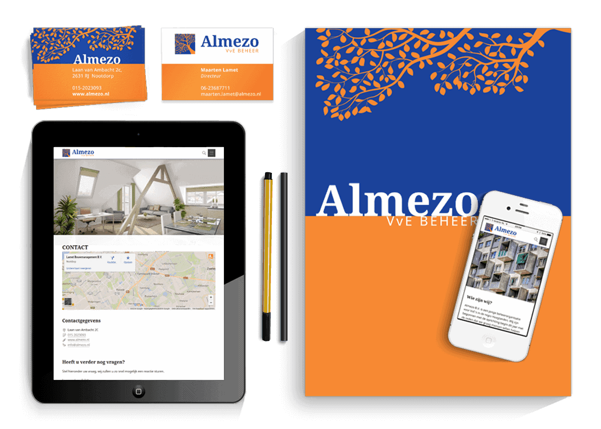 Full Branding Project Almezo
