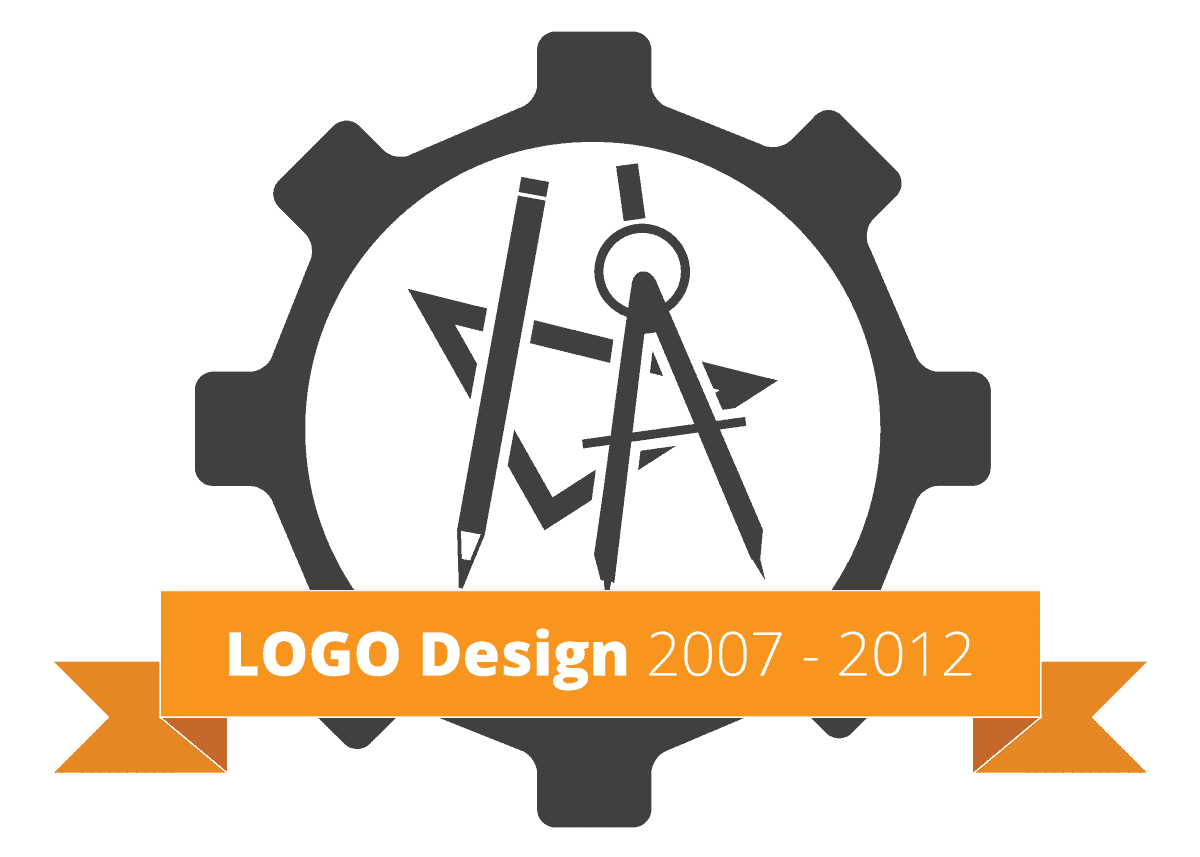Logo Designs from 2007 till 2012