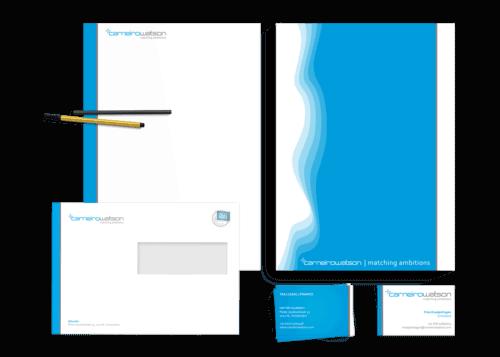 Corporate Identity Design Carneiro Watson