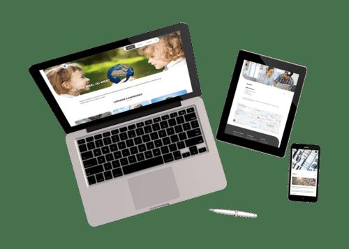Responsive WordPress website for NMFF campaigns (ikdoemeejijook.nl)